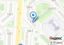 Компания «Московский почтальон» на карте
