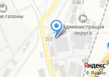 Компания «МТФ-Материалофф» на карте