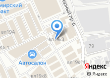 Компания «ПлюМи» на карте