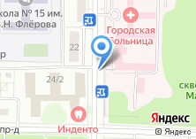 Компания «Королёвская городская похоронная служба - ритуальные услуги в Королёве» на карте