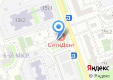 Компания «КапСтрой» на карте