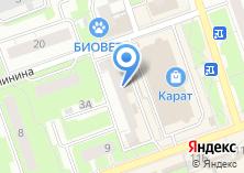 Компания «Пальто» на карте