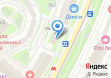 Компания «НАВЕСПРОФИ» на карте