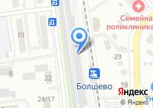 Компания «СетиПро» на карте
