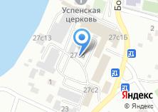 Компания «Промпласт» на карте