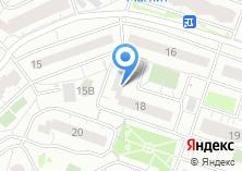 Компания «АВК-ВЕЛЛКОМ» на карте