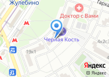 Компания «Премьера Сервис» на карте
