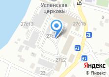 Компания «КДМ-Сервис» на карте