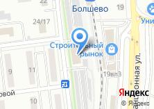Компания «Монтаж СБ» на карте