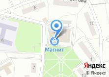 Компания «ТракКом» на карте