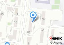 Компания «Бочонок» на карте