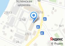 Компания «ДИС ЛОГИСТИК» на карте