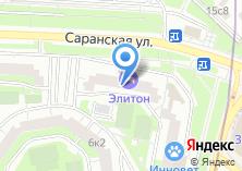 Компания «Help» на карте