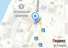 Компания «Оптовая компания по продаже лакокрасочных изделий» на карте