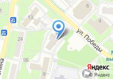 Компания «Дом быта на ул. Победы» на карте