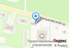 Компания «Правдинский» на карте