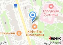 Компания «sportdvor.com» на карте