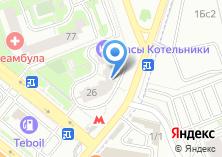 Компания «Д.Вита.дент» на карте