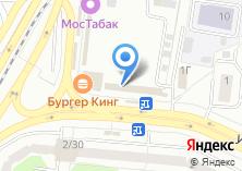 Компания «Золотой Прайд» на карте