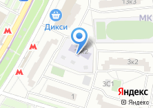 Компания «Детский сад №2341» на карте