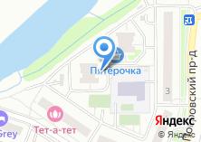 Компания «Строящийся жилой дом по ул. Покровский 3-й проезд (г. Котельники)» на карте