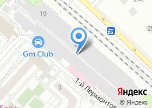 Компания «Стеклопласт-К» на карте