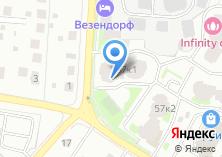Компания «Русская карта» на карте