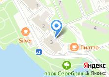 Компания «Дина» на карте