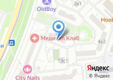 Компания «Денталцентр» на карте