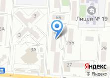 Компания «Наркологический диспансер» на карте
