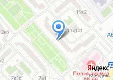 Компания «ОПОП Восточного административного округа район Новокосино» на карте