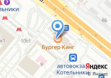 Компания «Теплосварка» на карте