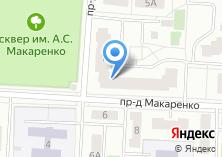 Компания «Mebelkov» на карте