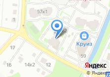 Компания «Нотариус Баранова Т.В» на карте