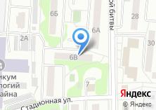 Компания «Компания по организации грузоперевозок» на карте