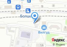 Компания «Ирис» на карте