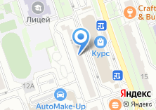 Компания «АКБ Фора-банк» на карте
