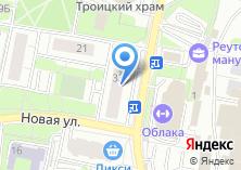 Компания «Ёжик» на карте