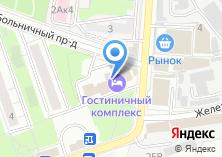 Компания «Реутово-1» на карте
