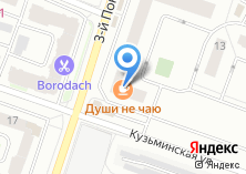 Компания «Shkaf-5.ru» на карте
