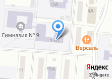 Компания «Лицей №19» на карте