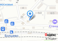 Компания «Кузовник.ру» на карте