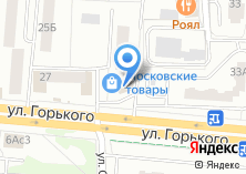 Компания «Пинскдрев-Москва» на карте