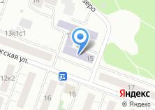 Компания «Угрешская» на карте