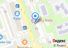 Компания «Почтовое отделение №143969» на карте