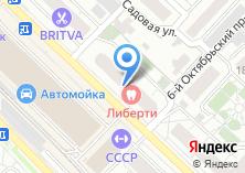 Компания «СтринК» на карте