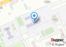 Компания «Средняя общеобразовательная школа №1021» на карте