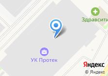 Компания «Таможенный склад ТРАНССЕРВИС» на карте