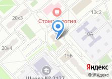 Компания «Новокосино» на карте