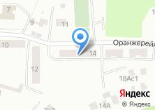 Компания «Почтовое отделение №111622» на карте